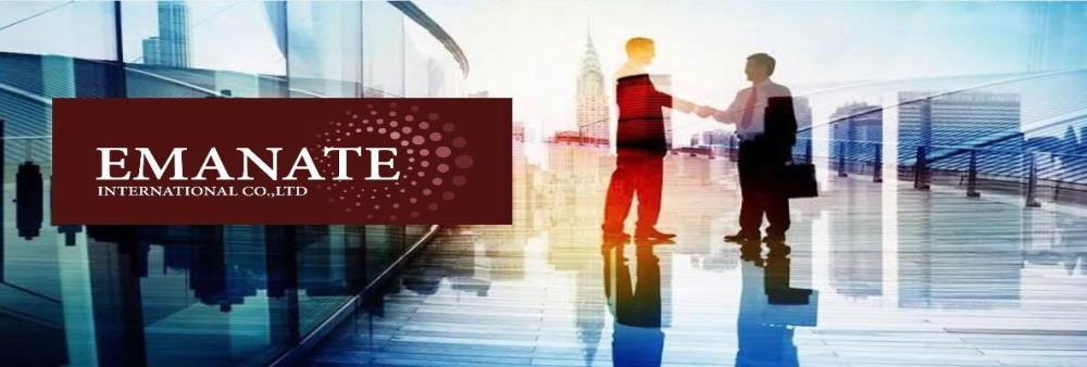 Emanate  International Co.,ltd's banner