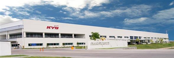 KYB Steering (Thailand) Co., Ltd.'s banner