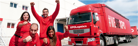 XPO Logistics Worldwide (Thailand) Ltd.'s banner