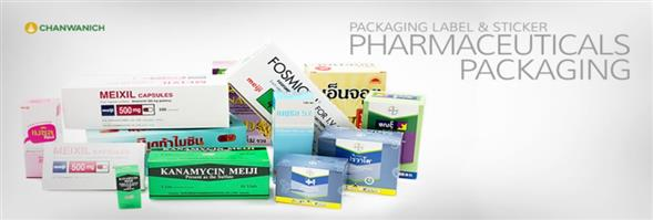 Business Unit of Pinting & Packaging's banner