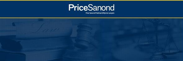 Price Sanond Limited's banner