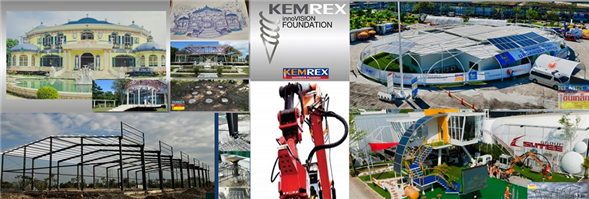 KEMREX COMPANY LIMITED's banner