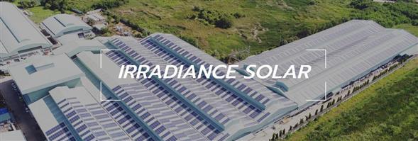 IRRADIANCE SOLAR CO., LTD.'s banner