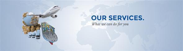 Senator International Logistics Ltd.'s banner
