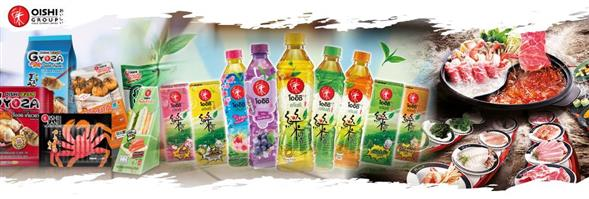 Oishi Group Public Company Limited's banner