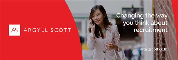 Argyll Scott Recruitment (Thailand) Limited (Head Office)'s banner