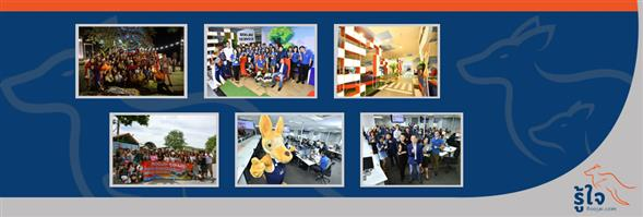 Ignite Service (Thailand) Co., Ltd.'s banner