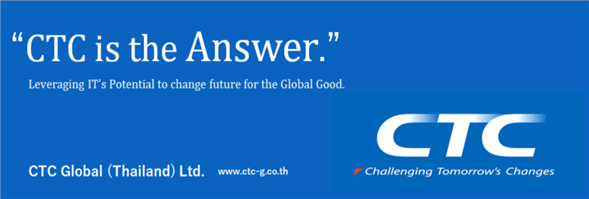 CTC Global (Thailand) Ltd.'s banner