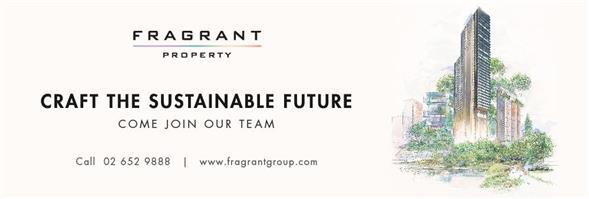 บริษัท เฟรเกรนท์ พร็อพเพอร์ตี้ จำกัด (มหาชน)'s banner
