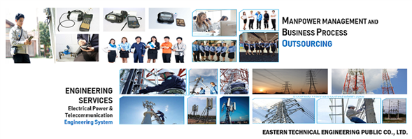 EASTERN TECHNICAL ENGINEERING PUBLIC CO., LTD.'s banner