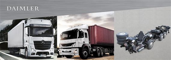 Daimler Commercial Vehicles (Thailand) Ltd.'s banner