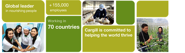 Cargill Meats (Thailand) Limited's banner