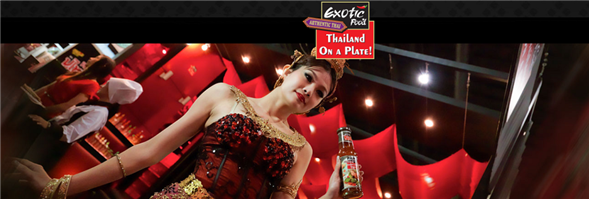 Exotic Food Public Company Limited's banner