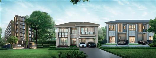 Pruksa Real Estate Public Company Limited's Bænnexr̒ k̄hxng