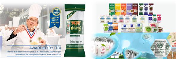 Thai Wah Public Company Limited's Bænnexr̒ k̄hxng