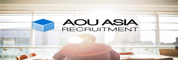 AOU ASIA RECRUITMENT CO., LTD.'s banner