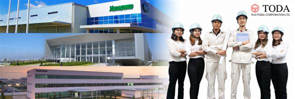 Thai Toda Corporation Ltd.'s banner