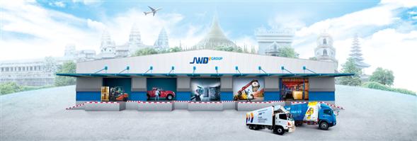 JWD InfoLogistics Public Company Limited/บริษัท เจดับเบิ้ลยูดี อินโฟโลจิสติกส์ จำกัด (มหาชน)'s banner
