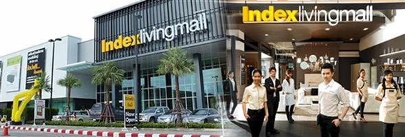 Index Living Mall PLC.'s banner