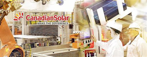 CANADIAN SOLAR MANUFACTURING (THAILAND) COMPANY LIMITED's banner