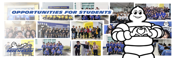 Michelin Siam Co.,Ltd.'s banner