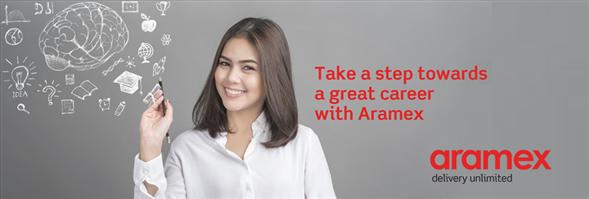 Aramex (Thailand) Co., Ltd.'s banner