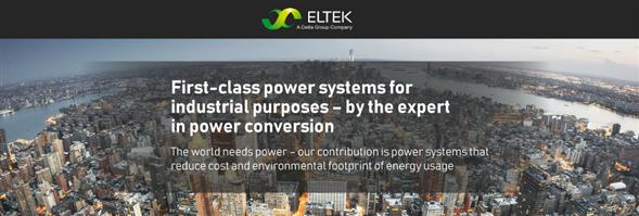 Eltek Power Co., Ltd.'s banner