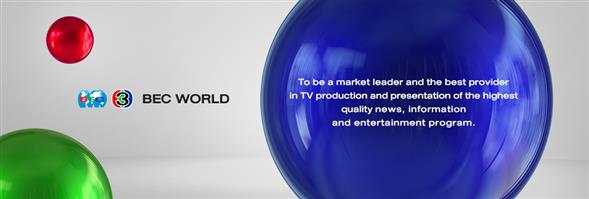 BEC World Public Co., Ltd.'s banner