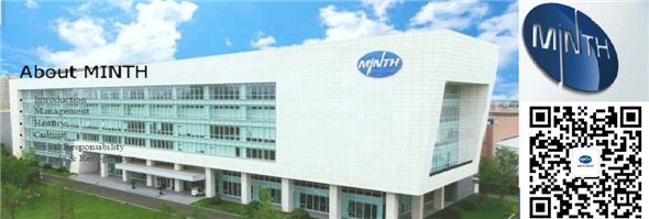 Minth Automobile Part (Thailand) Co., Ltd.'s banner