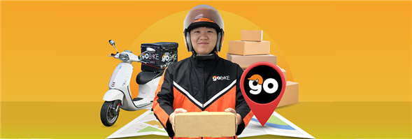GoBike Co., Ltd.'s banner