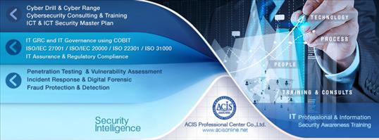 ACIS Professional Center Co., Ltd.'s banner
