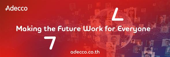 Adecco Recruitment (Thailand) Limited's banner