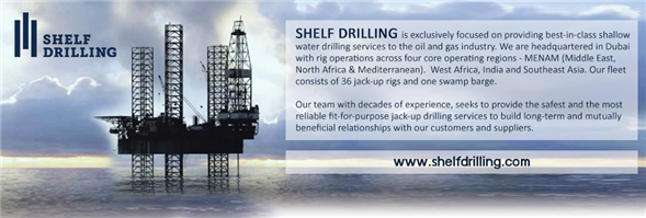 Shelf Drilling (Southeast Asia) Limited's banner