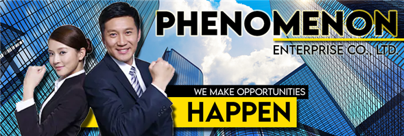 Phenomenon Enterprise Co., Ltd.'s banner