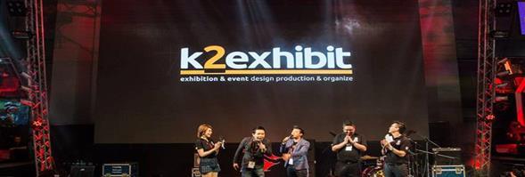 K 2 Exhibit Co., Ltd.'s banner