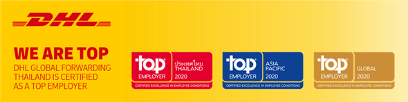 DGF Thailand's banner