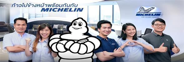 Michelin's banner