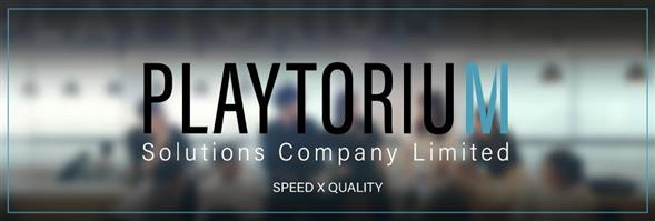 Playtorium Solutions Company Limited's banner