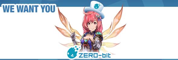 ZERO-bit Co., Ltd.'s banner
