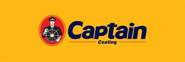 Captain Coating Co., Ltd.'s banner