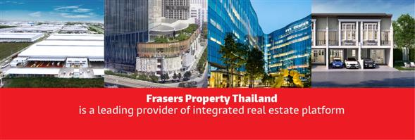 Frasers Property (Thailand) Public Co., Ltd.'s banner