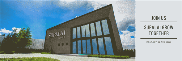 Supalai Public Company Limited's banner
