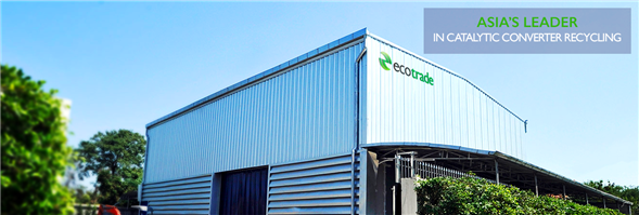PGM Recycling Co., Ltd.'s banner