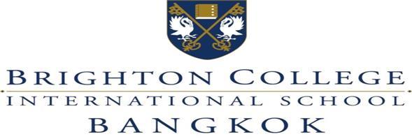 Brighton College International School Bangkok's banner