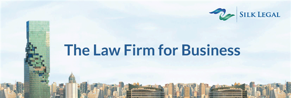 Silk Legal Co. Ltd.'s banner