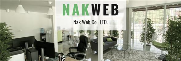 Nak Web Co., Ltd.'s banner
