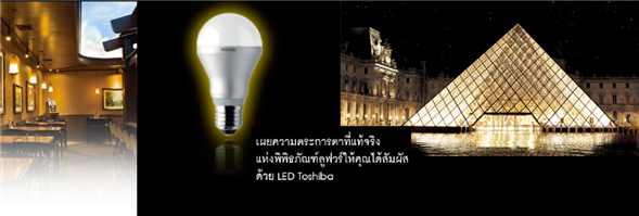 Thai Toshiba Lighting Co., Ltd.'s Bænnexr̒ k̄hxng