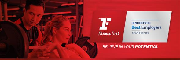 Fitness First Thailand's banner