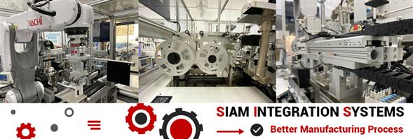 Siam Integration Systems Co., Ltd.'s banner