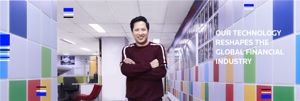 Refinitiv Software Thailand's banner
